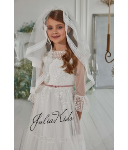 Rochie Prima Impartasanie, 2-18 ani, JuliaKids, 29223