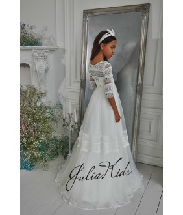 Rochie Prima Impartasanie, 2-18 ani, JuliaKids, 29225