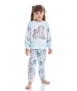 Pijama Unicorn 1-5 ani, Pamina, 29235