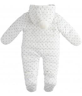 Combinezon bebe, baiat, 1-6 luni, iDO Kids, 43297