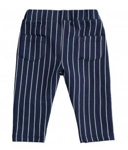 Pantaloni bebelus, baiat, 9-18 luni, iDO Kids, 43200