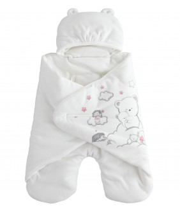 Sac de dormit, nou-nascut, 1-6 luni, iDO Kids, 43222