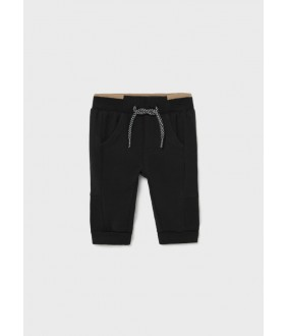 Pantaloni bebelus, baiat, 12-18 luni, Mayoral, 11-00719-052