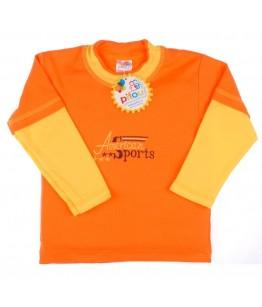 Bluza model 9 baiat, 9 luni - 6 ani, bumbac