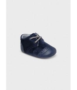 Pantofi nou-nascut, baiat, 15-19, Mayoral, 11-09445-042