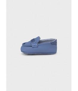 Pantofi nou-nascut, baiat, 16-17, Mayoral, 11-09448-045