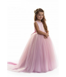 Rochita cu trena roz, 1-16 ani, JuliaKids, 29381