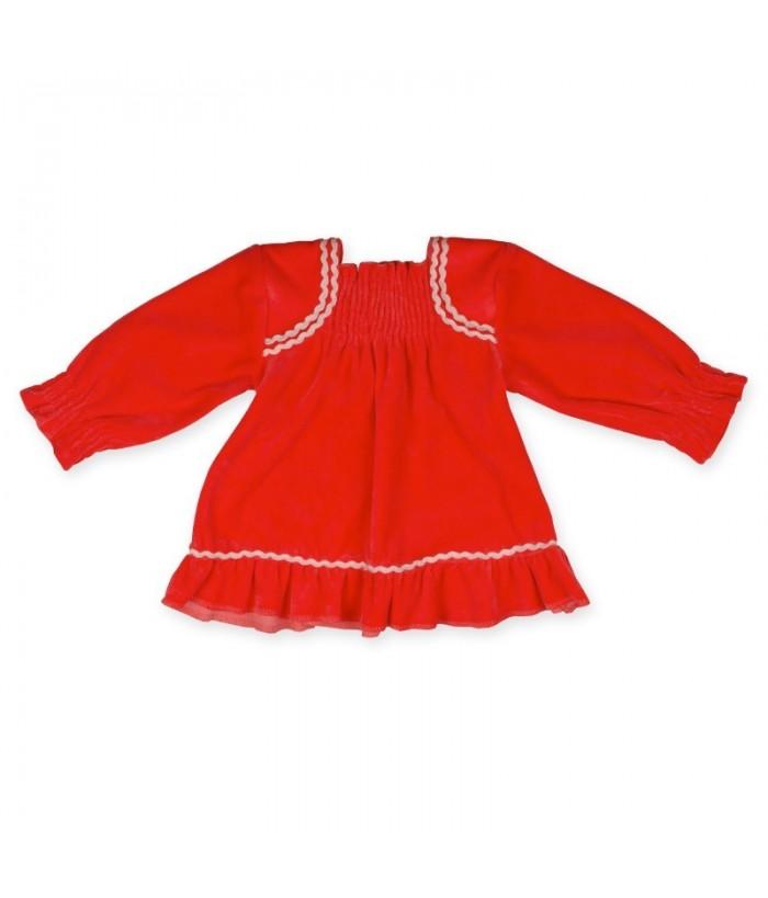 Rochita model 1 pentru fetite, 6-24 luni, Pifou