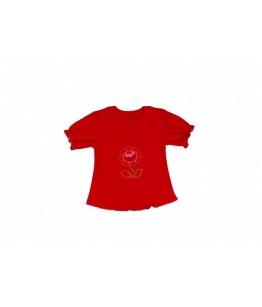 Tricou fetite, 9-12 luni, 74-80 cm, Pifou
