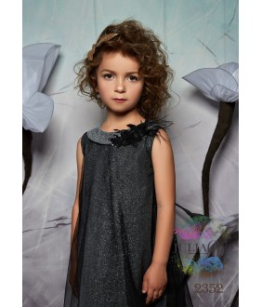 Rochie de ocazie de fetite Kasia, voal, 2-13 ani, 92-158 cm