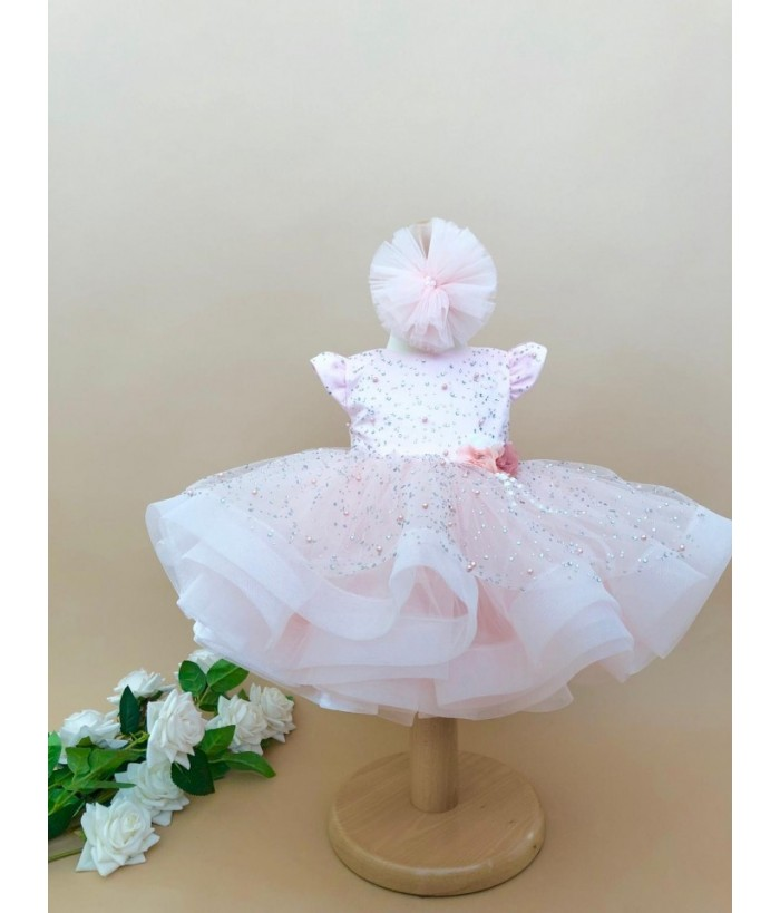 Rochita pentru fetite,  Penelope, 0 luni-2 ani, Colibri, 7782