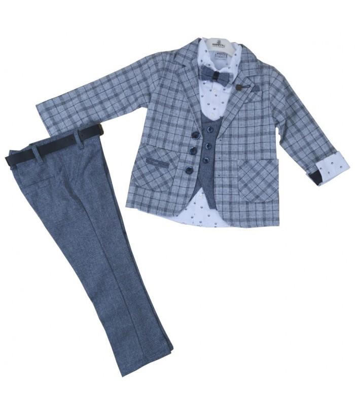 Costum elegant Armin, 5-8 ani