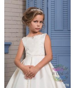 Rochita lunga din tafta pentru fetite, JuliaKids, 2-18 ani, 9636