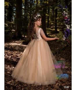Rochita lunga de ocazie pentru fete, 2-13 ani, 9669