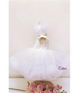 Rochita pentru fetita, Maryl, 0-2 ani, Colibri, 9752