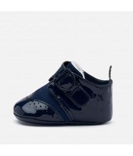 Pantofi baieti, 16-18, bleumarin, Mayoral, 26735