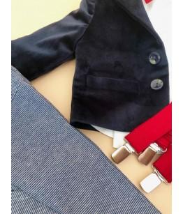 Costum baieti, 0-12 luni, Colibri, 26891