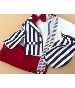 Costum baieti, 0-12 luni, JuliaKids, 26897
