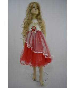 Rochita pentru fetite, Antoaneta, 6-10 ani, 116-140 cm