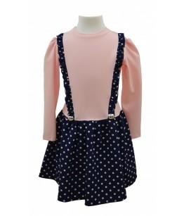 Rochia pentru fete, Melina, 3-8 ani, 98-128 cm