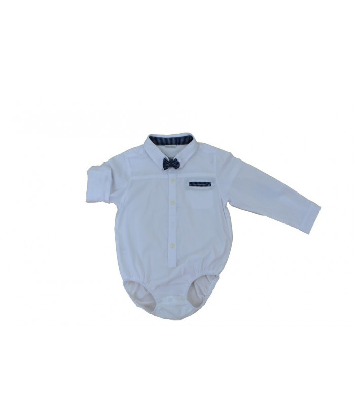 Camasa body bebe, baiat, 3-24 luni, JuliaKids, 833