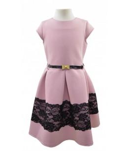 Rochia pentru fete, Esmeralda Pink, 8-11 ani, 128-146 cm