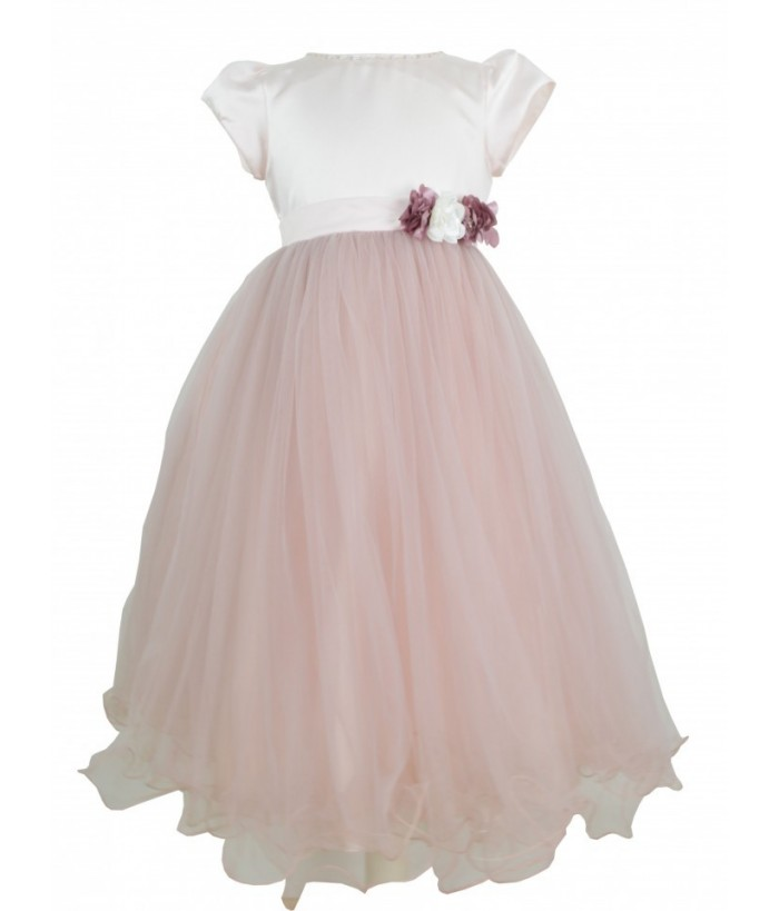Rochia eleganta pentru fetite, Aurora, 4-15 ani, 104-170 cm