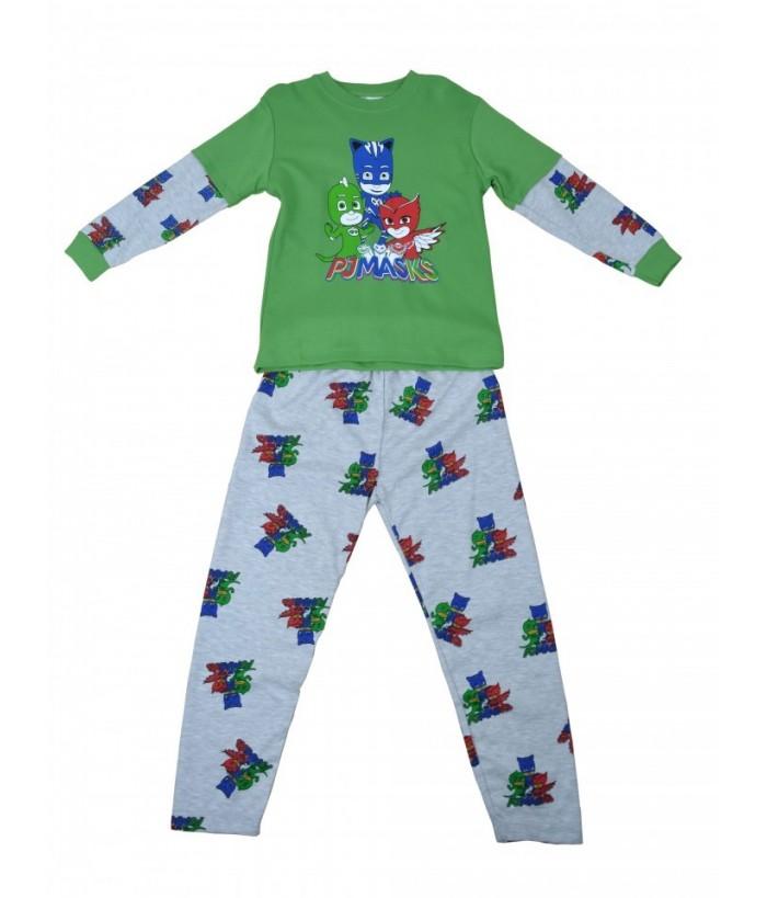 Pijama 9, baiat 4-8 ani, bumbac