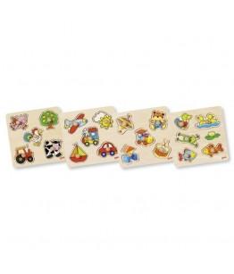Set Puzzle Goki Basic