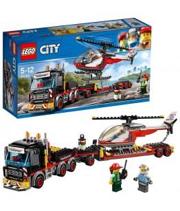 Lego City Heavy Duty Transporter