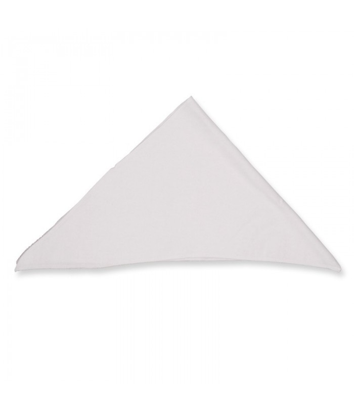 Colțar simplu, alb, finet