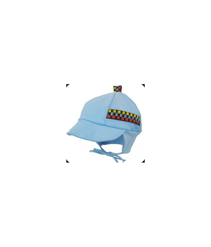 Sapca baiat Abidan, 6-12 luni, 68-80 cm, Mic Pitic