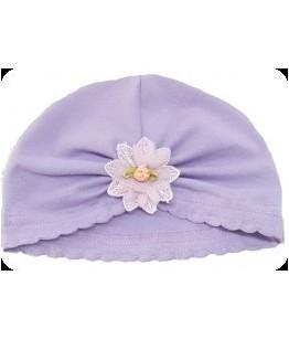 Turban pentru fetite, Alice, bumbac, 3-9 luni, 62-74 cm, Mic Pitic