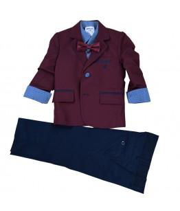 Costum elegant Adamus, 1-6 ani