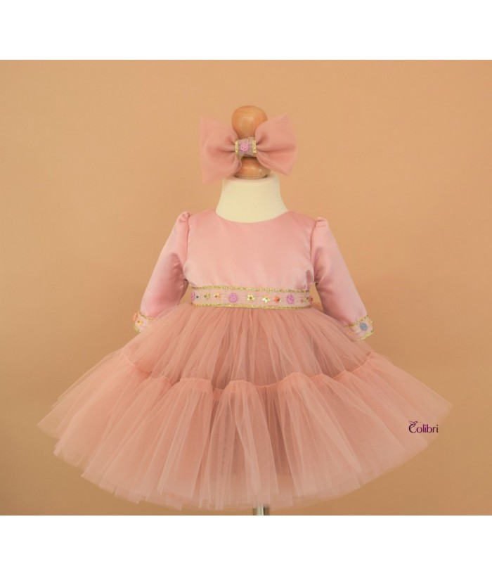 Rochița pentru fetite,  Nayan, 0-2 ani, Colibri, 9735