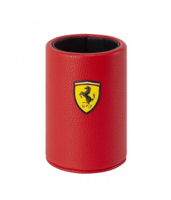Suport instrumente scris Ferrari rosu