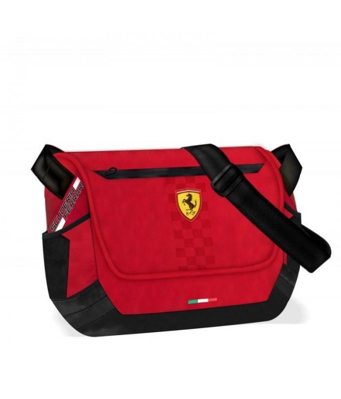 Geanta laptop / umar Ferrari rosie
