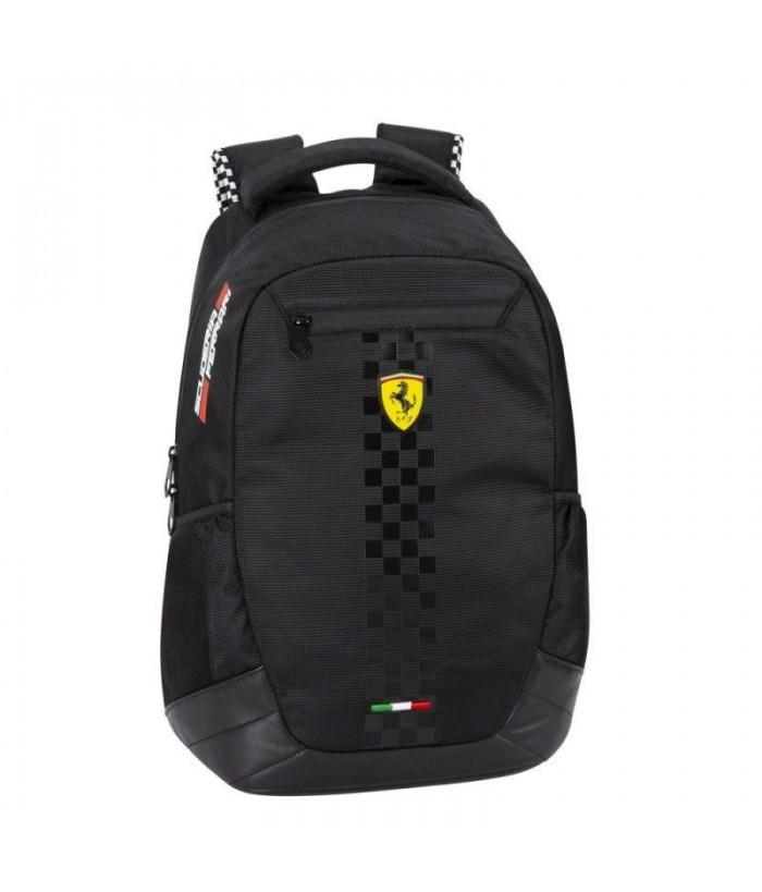Rucsac Ferrari Racing negru 40 cm