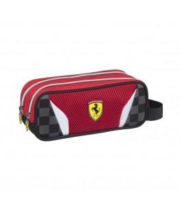 Penar cu 2 fermoare Ferrari