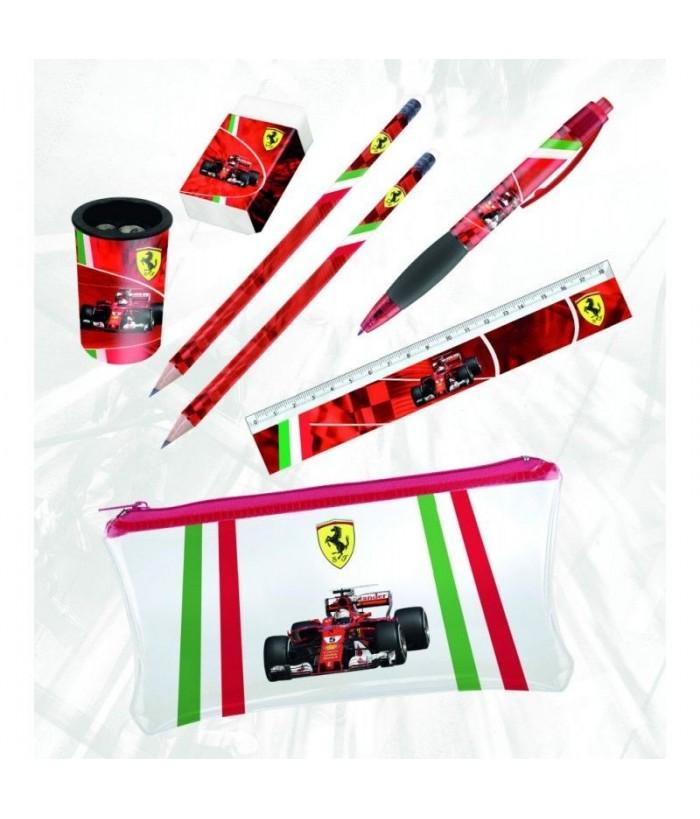 Set rechizite Ferrari