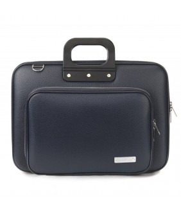 Geanta lux business laptop 15.6 in Classic Plus-Bleumarin