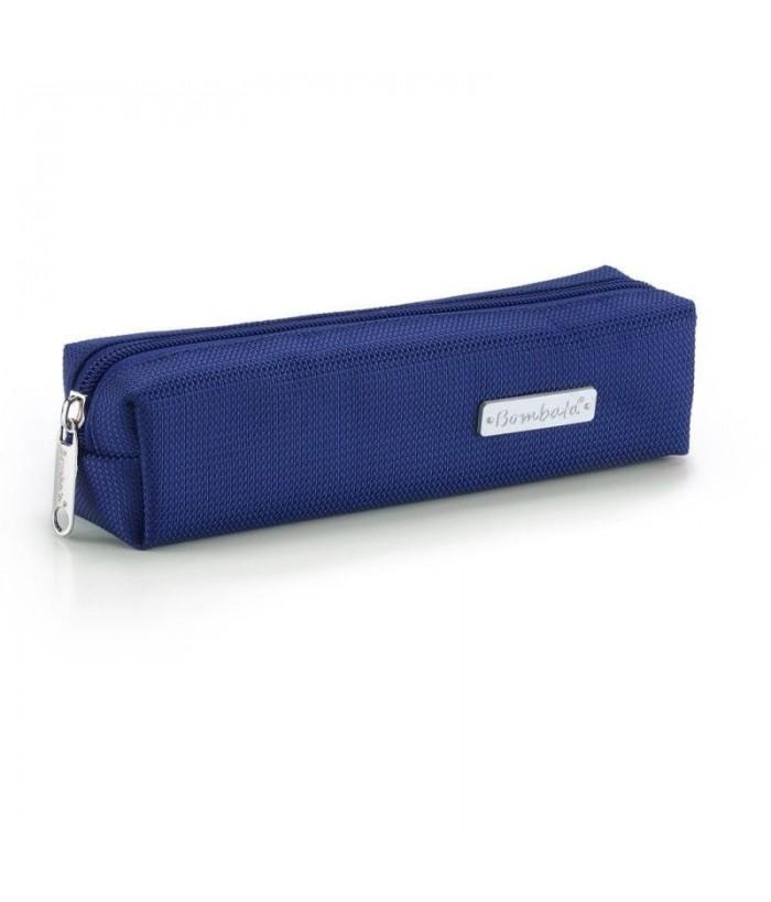 Penar lux Clasic nylon Bombata-Albastru cobalt