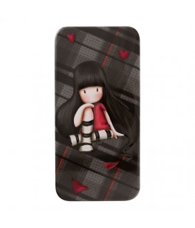 Gorjuss Tartan - Penar metalic - The Collector