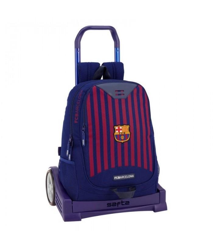 Ghiozdan cu troler Evolution FC Barcelona 1st Kit 18-19