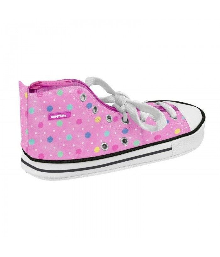 Penar forma pantof sport Safta buline roz