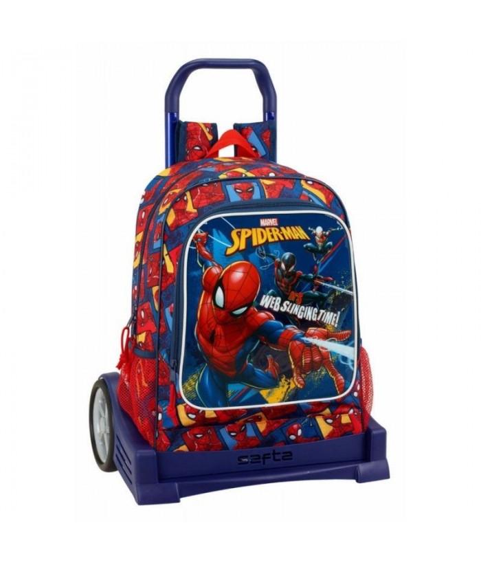 Troler Evolution baieti Spiderman