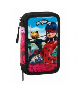 Penar dublu echipat Ladybug  Cat Noir