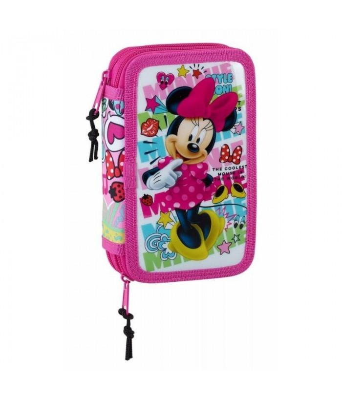 Penar dublu echipat Minnie Mouse Cool