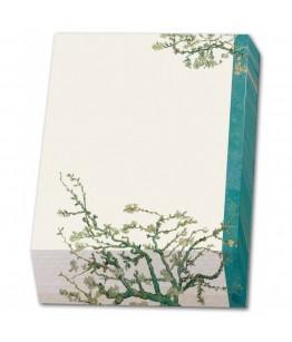 Bloc notite cu 164 file Almond Blossom Vincent van Gogh Van G