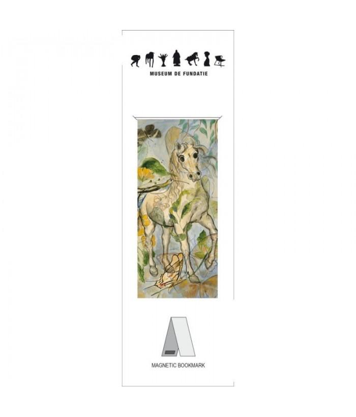 Semn carte magnetic Papillons Francis Picabia